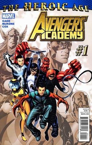 Avengers Academy - Image: Avengers Academy