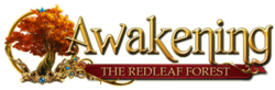 Awakening The Redleaf Forest logo, by Boomzap Entertainment.png