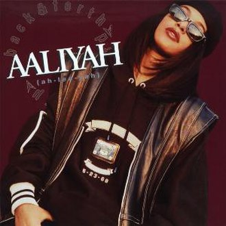 Back & Forth (Aaliyah song) - Image: Backforthaaliyah