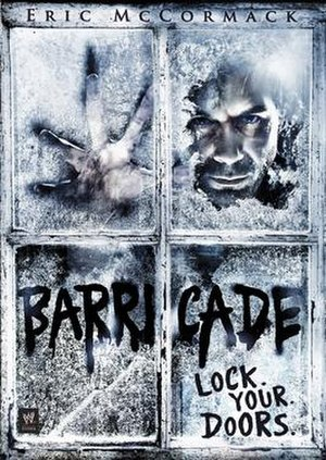 Barricade (2012 film) - Image: Barricade 2012 cover