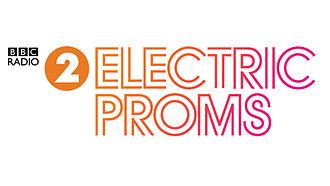 BBC Radio 2 Electric Proms - BBC Radio 2 Electric Proms logo