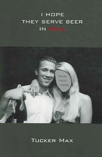 Picture of a book: I Hope They Serve Beer In Hell