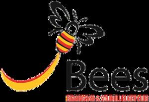 Birmingham & Solihull R.F.C. - Image: Bees rugbyclub logo