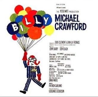 Billy (musical) - Image: Billythemusical