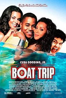 <i>Boat Trip</i> (film) 2002 film by Mort Nathan