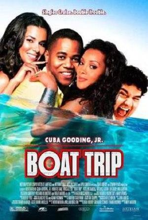 Boat Trip (film) - Film poster