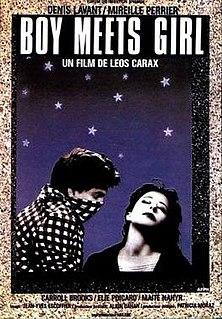 <i>Boy Meets Girl</i> (1984 film) 1984 French drama film directed by Leos Carax