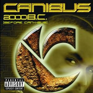 2000 B.C. (Before Can-I-Bus) - Image: Canibus 2000BC cover