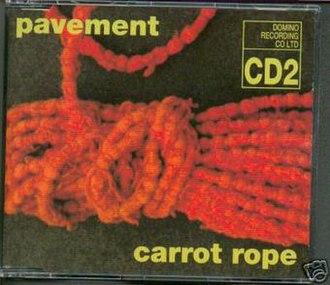 Carrot Rope - Image: Carrotropepart 2