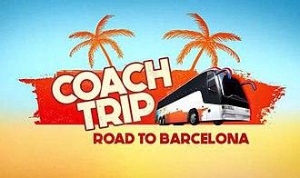 Coach Trip - Image: Coach Trip Series 14 Title Card