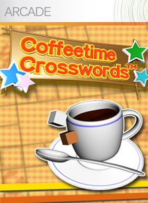 Coffeetime Crosswords - Image: Coffeetimecrosswords