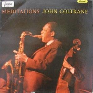 Meditations (John Coltrane album)