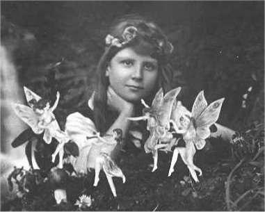 Cottingley Fairies 1