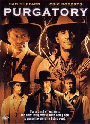 Purgatory (1999 film) - Image: Cover Art for Purgatory (1998 Movie) DVD