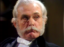 "Cyril John Boxer (1909 – 1982) playing George Fowey in the episode ""A Cold Wind Blowing"" in the series ""The Onedin Line"".png"