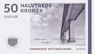 Danish krone - Image: DKK 50 obverse (2009)