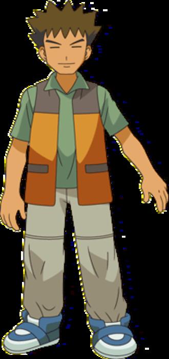 Brock (Pokémon) - Brock, as seen in Pokémon: Diamond and Pearl series (Seasons 10-13)