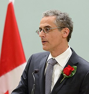 Daniel Trefler Canadian economist