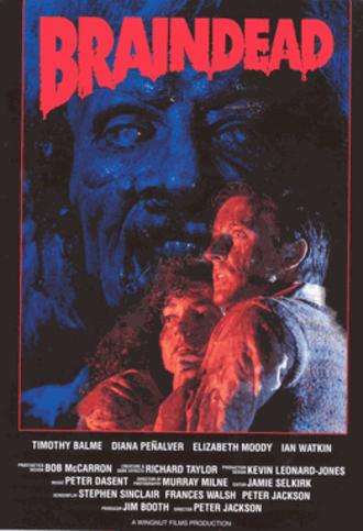 Braindead (film) - Theatrical release poster