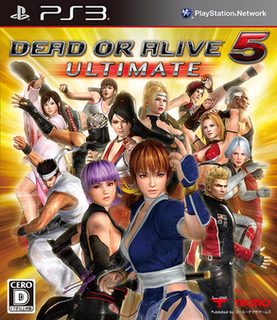 <i>Dead or Alive 5 Ultimate</i> 2013 video game
