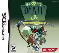 Death Jr. and the Science Fair of Doom Coverart