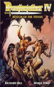 deathstalker iv match of titans