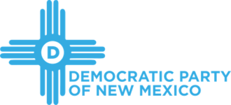 Democratic Party of New Mexico - Image: Democratic Party of New Mexico Logo