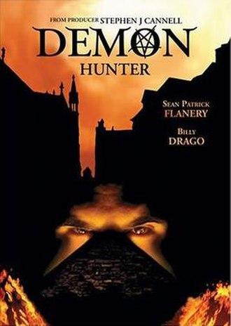 Demon Hunter (film) - Demon Hunter DVD cover