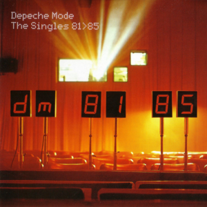 The Singles 81→85 - Image: Depeche Mode The Singles 81 85 (reissue)