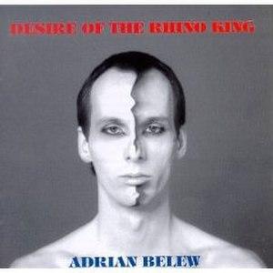 Desire of the Rhino King - Image: Desire of the rhino king cover