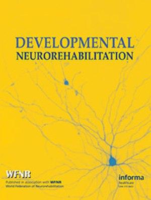 Developmental Neurorehabilitation - Image: Developmental Neurorehabilitation