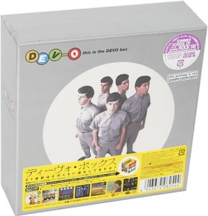 This Is the Devo Box - Image: Devo This is the Devo Box