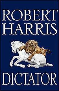 book by Robert Harris