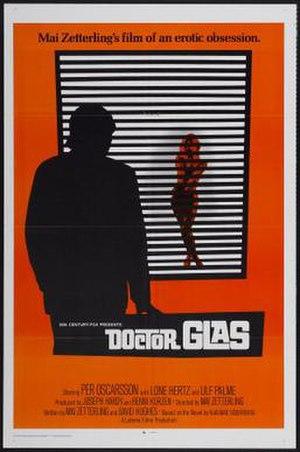 Doctor Glas (film) - Film poster