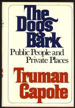 The Dogs Bark (anthology) - First edition cover