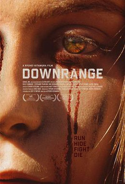 Picture of a movie: Downrange
