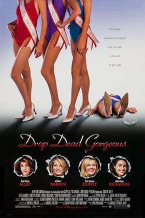 Drop Dead Gorgeous (film) - Theatrical release poster