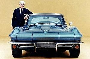 Zora Arkus-Duntov - Duntov and the Corvette Sting Ray