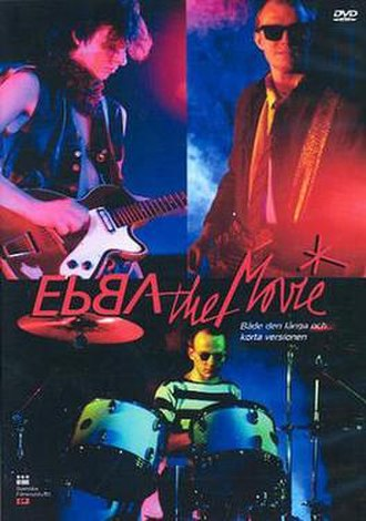 Ebba the Movie - Swedish DVD-cover