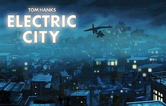 Electric City (web series) - Image: Electric city tom hanks web series