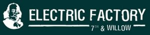 Electric Factory - Image: Electricfactorylogo