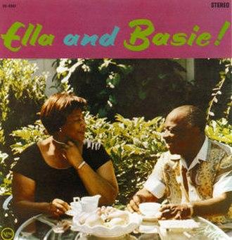 Ella and Basie! - Image: Ellabasie 63