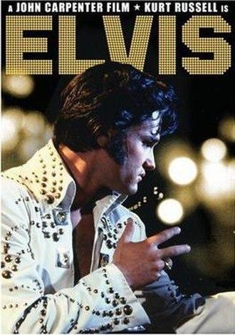 Elvis (1979 film) - DVD cover art
