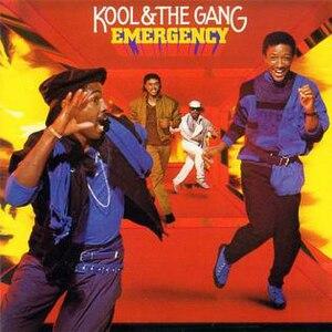 Emergency (Kool & the Gang album) - Image: Emergency 1984