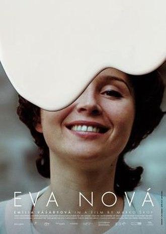 Eva Nová - International theatrical release poster