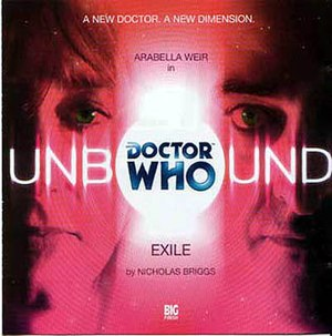 Exile (audio drama) - Image: Exile (Doctor Who)