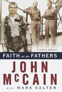 Image result for faith of my fathers john mccain