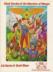 Flash Gordon & the Warriors of Mongo