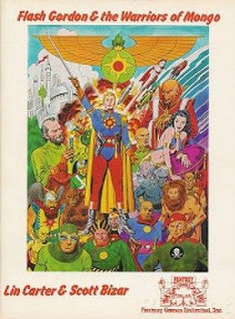 Flash Gordon & the Warriors of Mongo - Image: Flash Gordon & the Warriors of Mongo