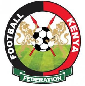 Kenya national football team - Image: Football Kenya Federation logo